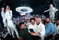 Actor Allu Arjun at Fashion TV  title=
