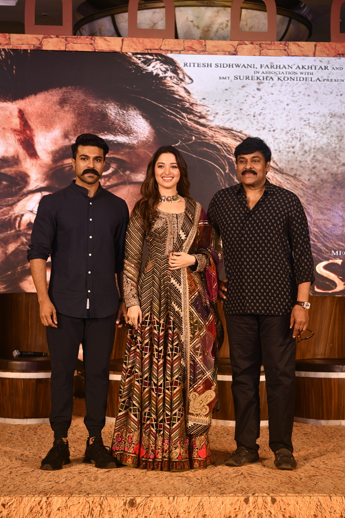 Sye Raa Teaser Launch