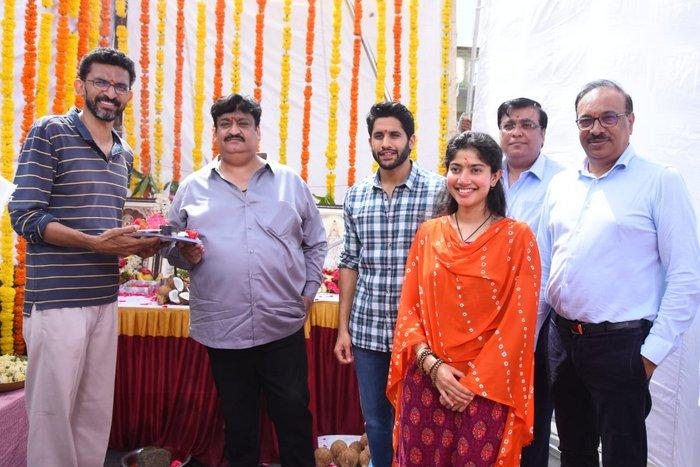 Naga Chaitanya New Movie Opening