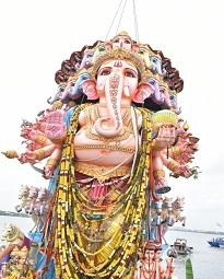Khairatabad Ganesh Nimmajjanam