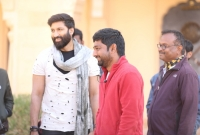 Chanikya Working stills  title=