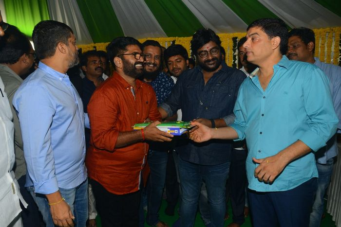 VV Vinayak Hero Movie Opening