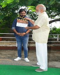 VV Vinayak Hero Movie Opening