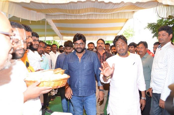 V.V Vinayak Brithday Celebrations