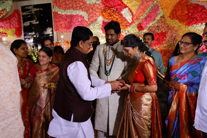 Kodi Ramakrishna Daughter Engagement