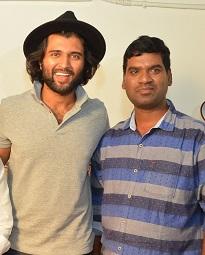 Vijay Devarakonda Launched Tupaki Ramudu Teaser