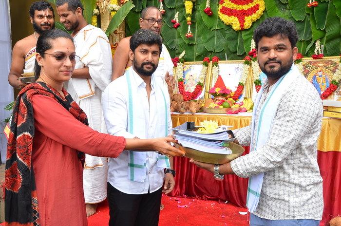 Vishwak Sen New Movie Opening