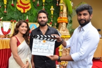 Vishwak Sen New Movie Opening  title=