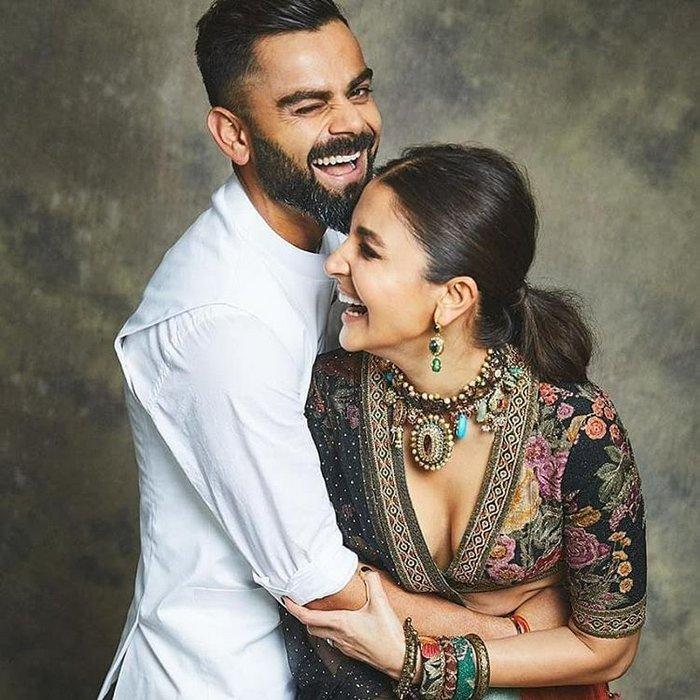 Virat and Anuskha