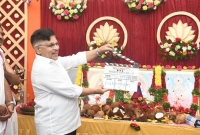 Allu Arjun-Sukumar Movie opening  title=