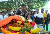 Celebrities Pay Homage To Geethanjali  title=