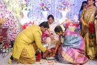 Actor Koushik Wedding Reception  title=
