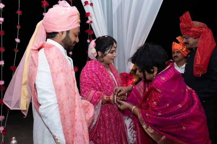 Brahmaji's Son Wedding
