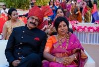 Brahmaji's Son Wedding  title=