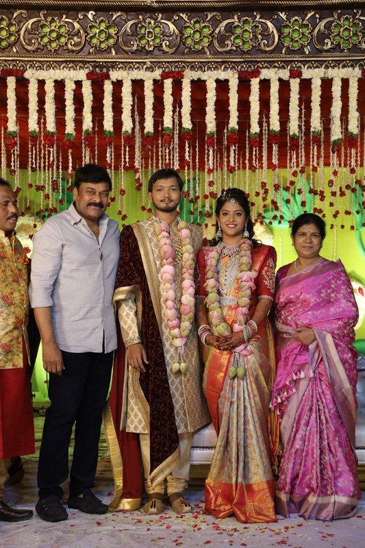 Journalist Prabhu Daughter Wedding