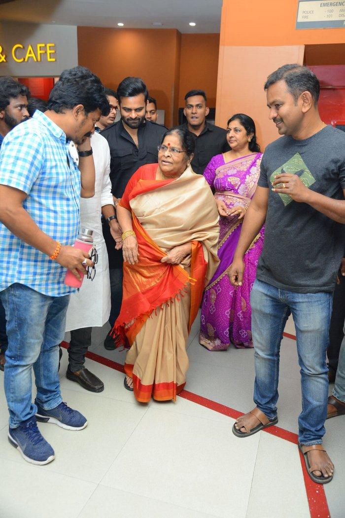 Pratiroju Pandaga Trailer Launch