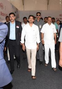 Jagan inaugurates Kia plant  title=