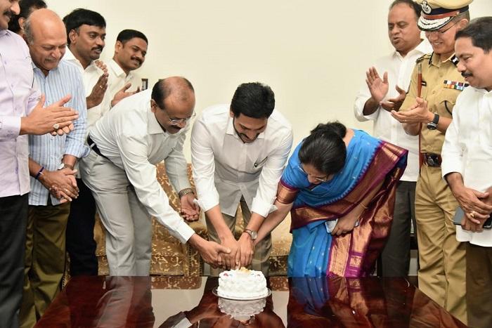 Jagan Birthday Celebrations