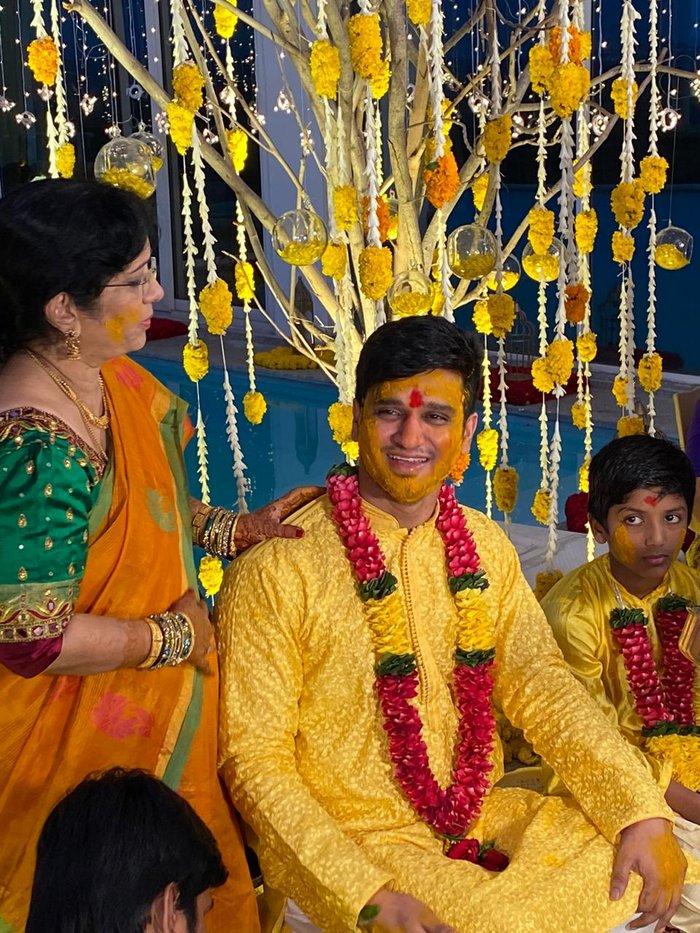 Nikhil Wedding