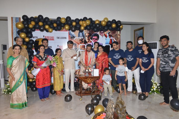Balakrishna Birthday Celebrations