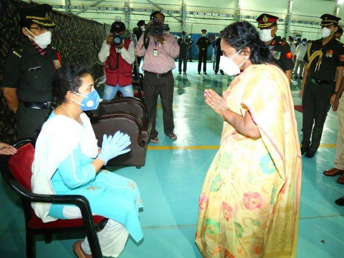 Celeb Tributes To Col Santhosh Babu
