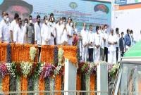 Jagan inauguration Of Emergency Vehicles  title=