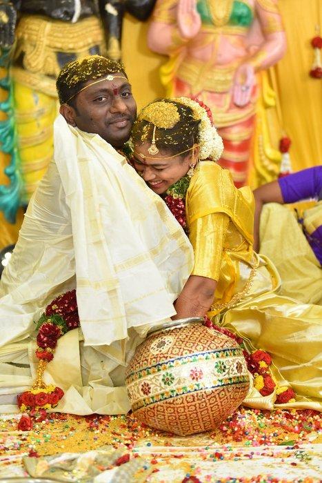 Prasanna Kumar Wedding