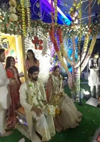 Rana Daggubati and Miheeka Bajaj Wedding  title=