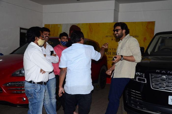 Alludu Adhurs Success Celebrations