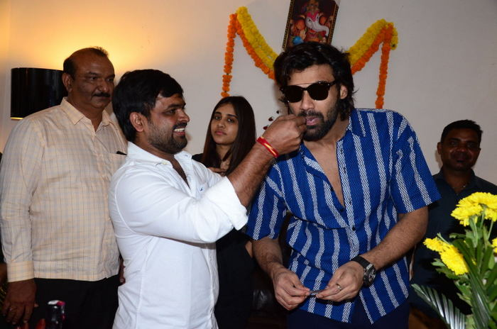 Alludu Adhurs Success Celebrations