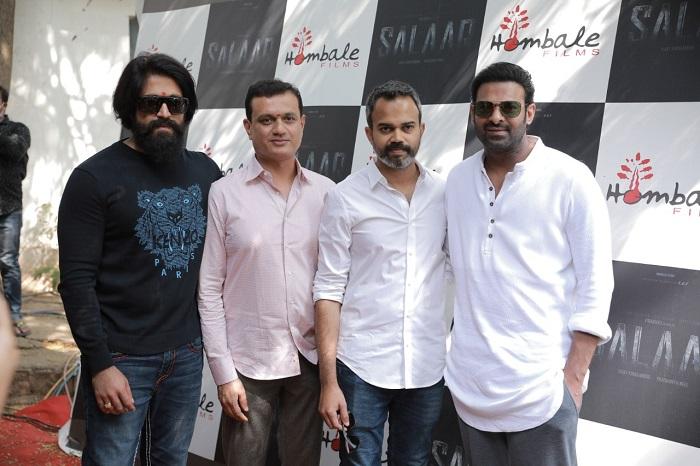Salaar Movie Launch