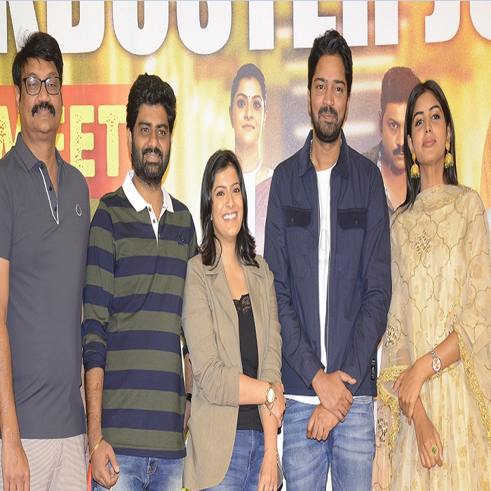 Naandhi Success Meet