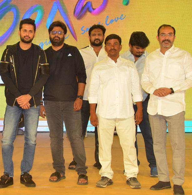 'Rang De' Trailor Launch  at Kurnool