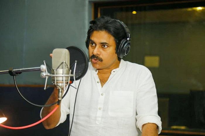 Pawan Kalyan Dubbing For Vakeel Saab