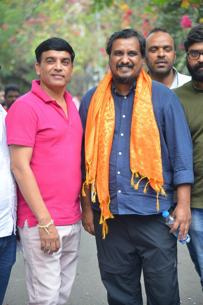 Vakeel Saab Success Meet