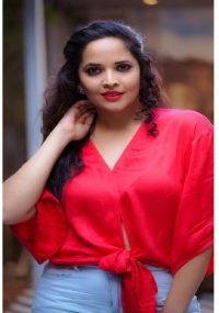 Anasuya Bhardwaj  title=