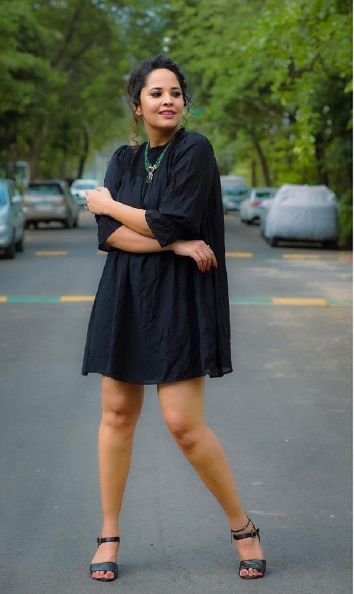 Anasuya Bhardwaj
