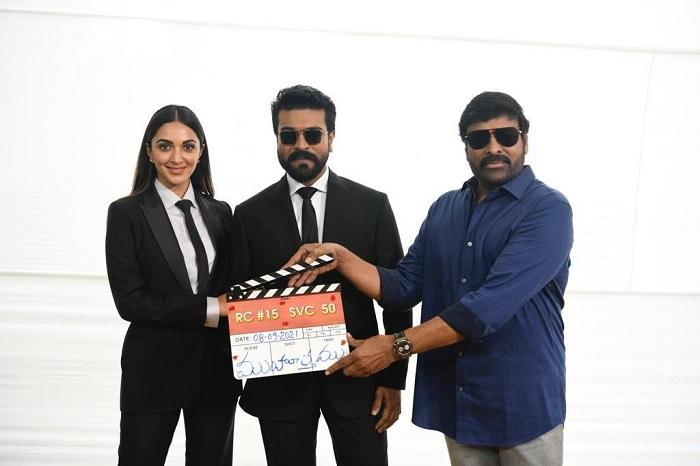 Ram Charan and Shankar New Film