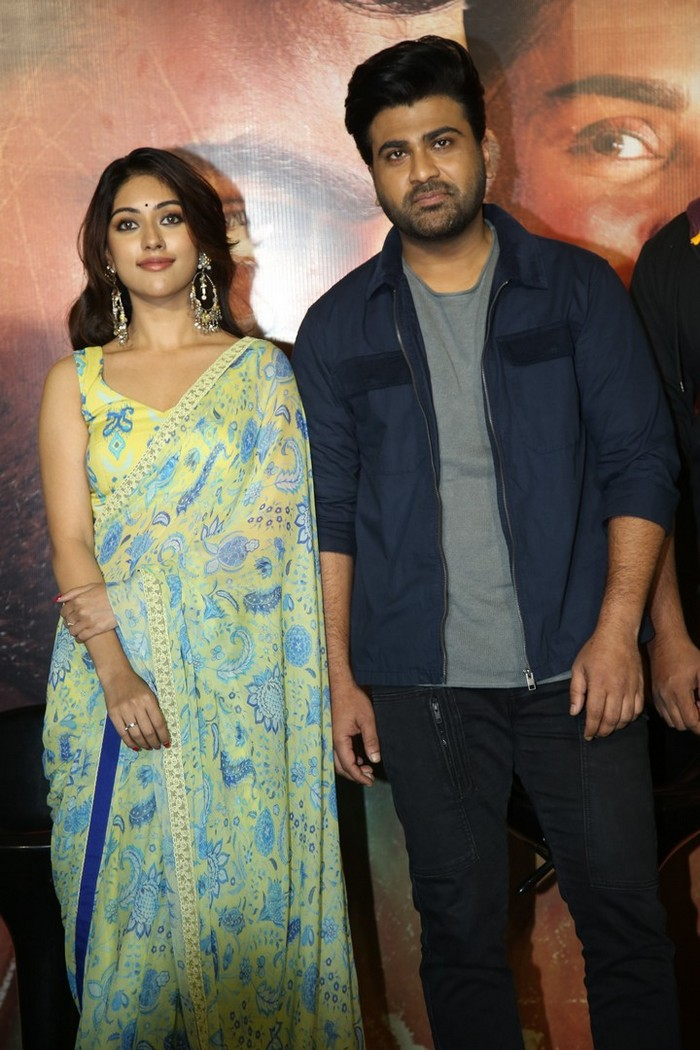 Maha Samudram Trailer Launch