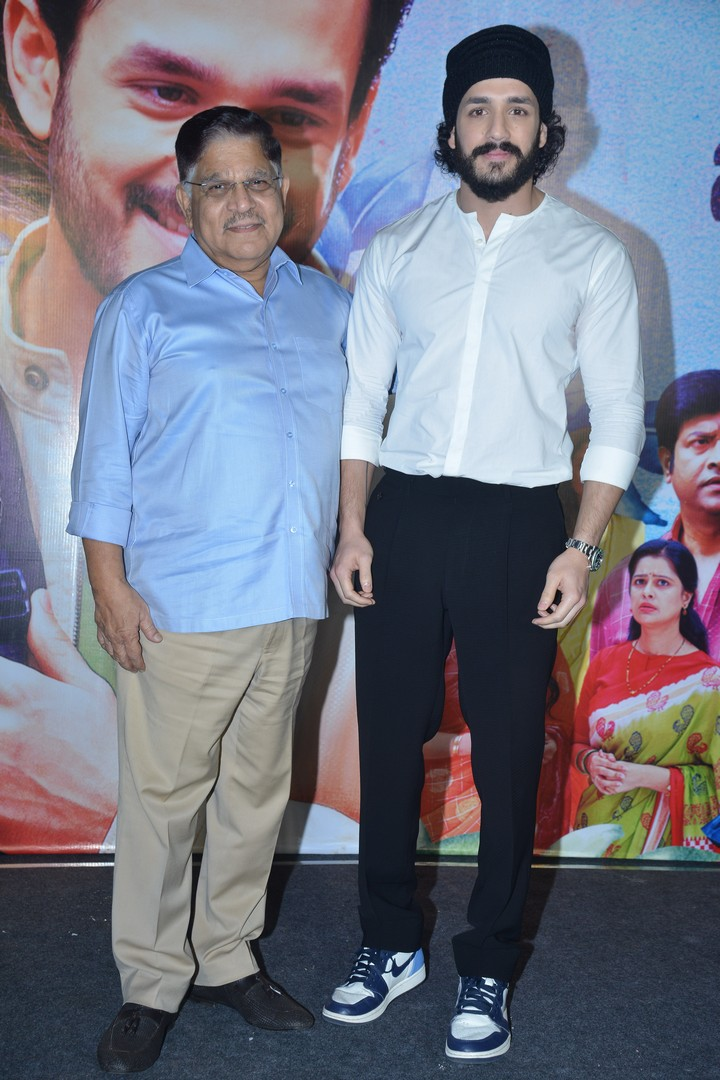 Most Eligible Bachelor Trailer launch